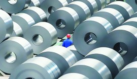 steel price trend