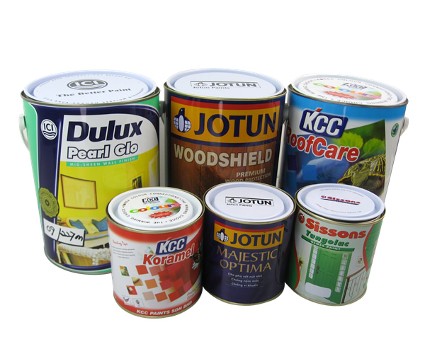 tinplate packaging food cans
