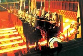 steel mill production